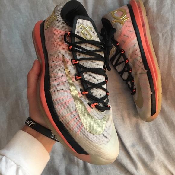 uk availability d520f bd867 ... KD 6 Elite Nike Basketball Shoes RARE. M 5c5768e5d6dc52c7638384a6
